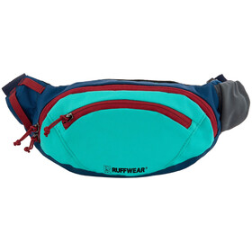 Ruffwear Home Trail Hip Pack, aurora teal